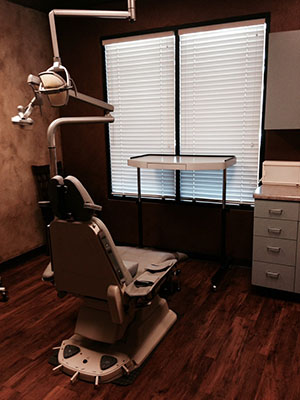 operatory room - dr. allard oral surgery